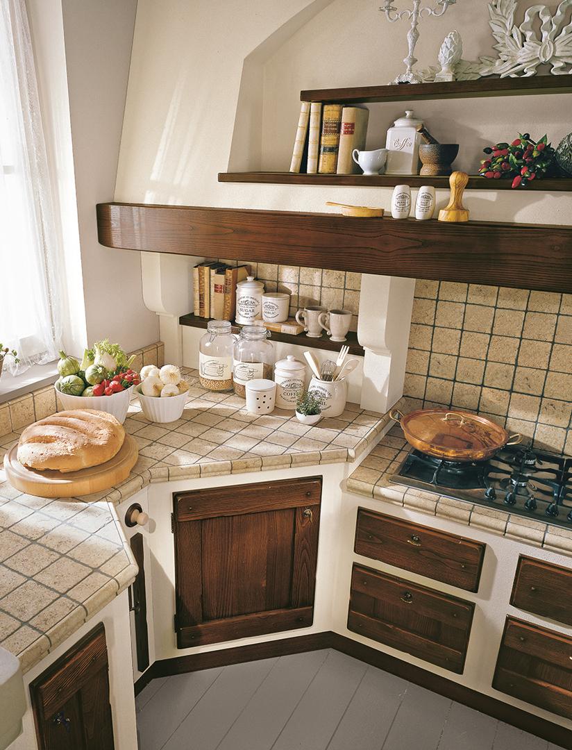 Anita Noce antico - Borgo Antico Cucine - Gruppo Lube