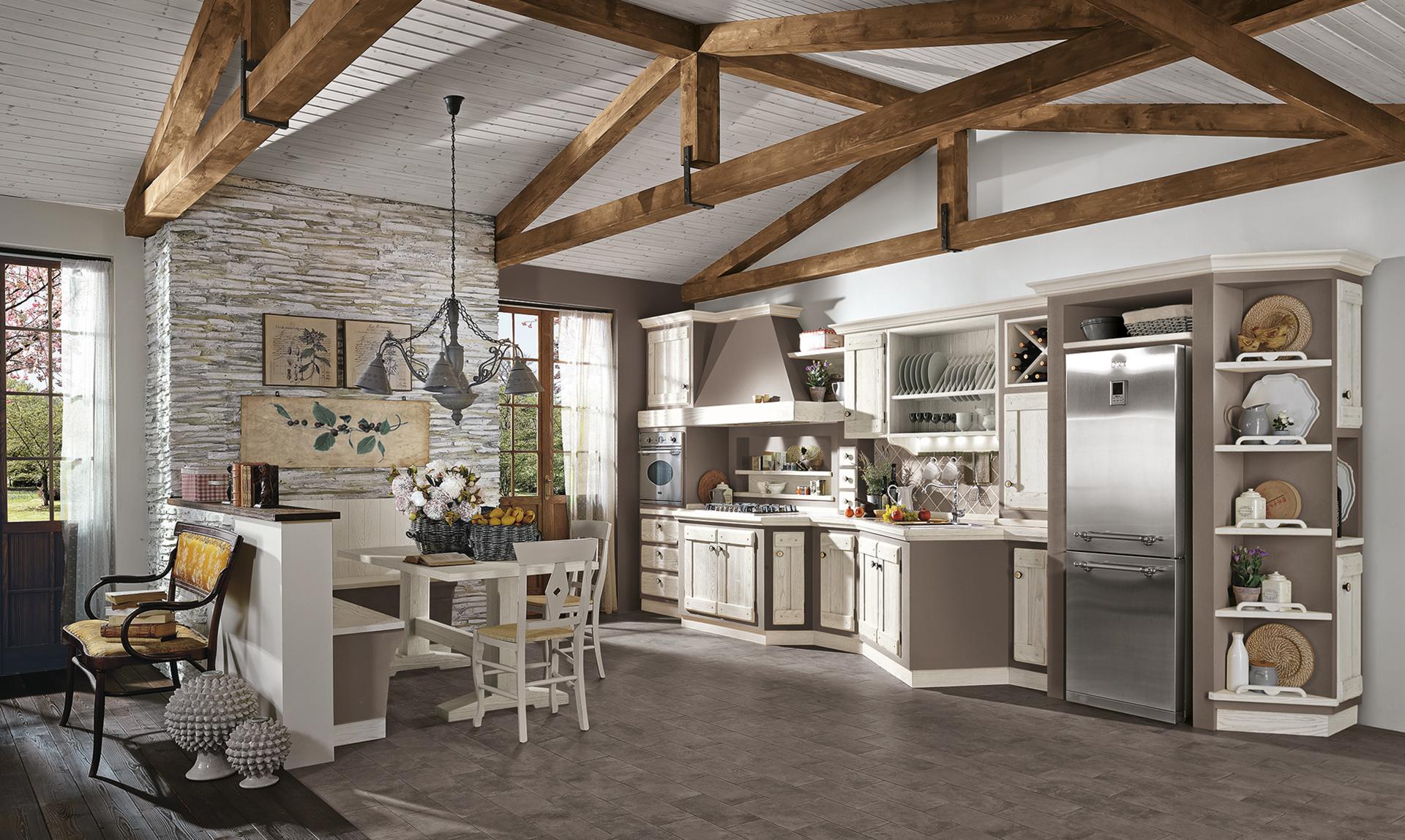 Anita - Borgo Antico Cucine - Gruppo Lube