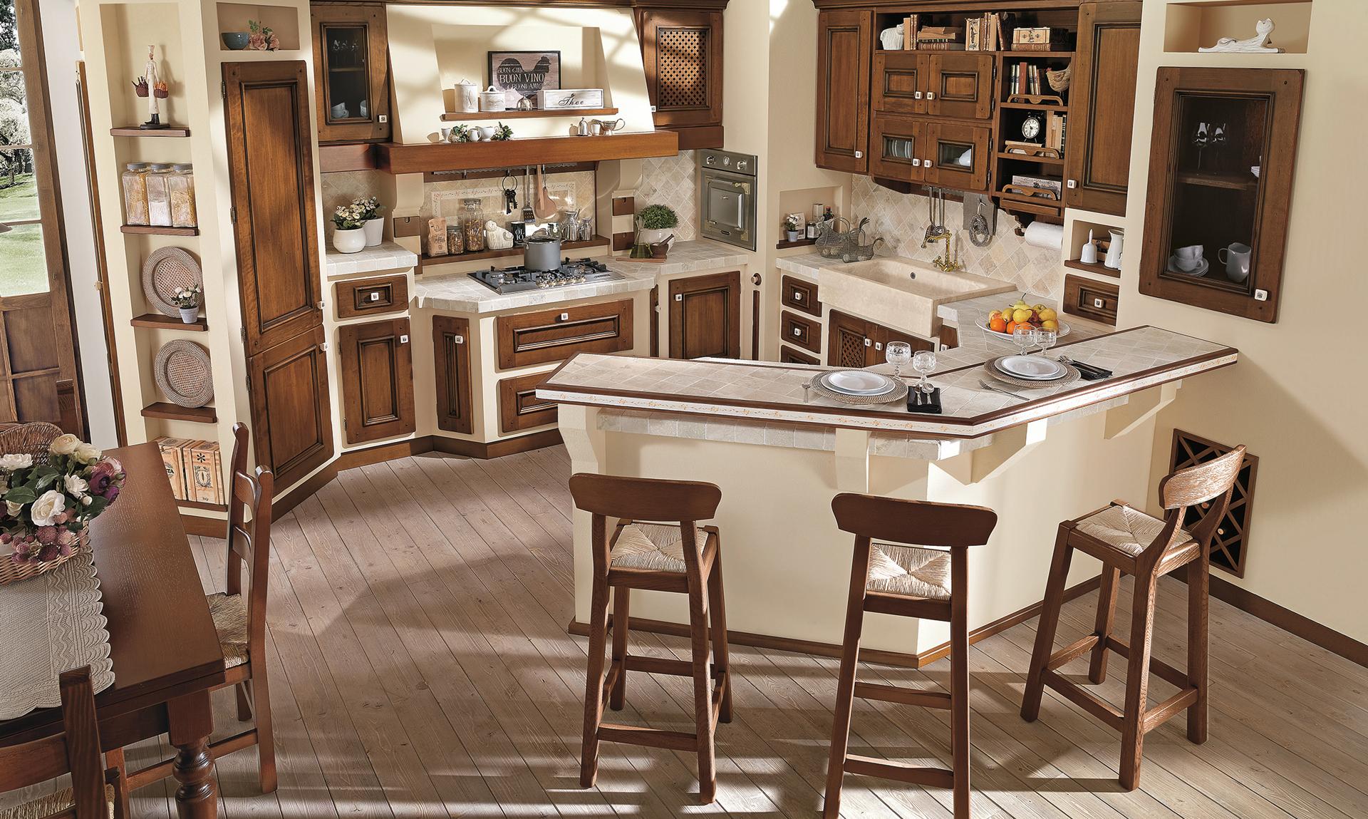 Beatrice - Borgo Antico Kitchens - The LUBE Group