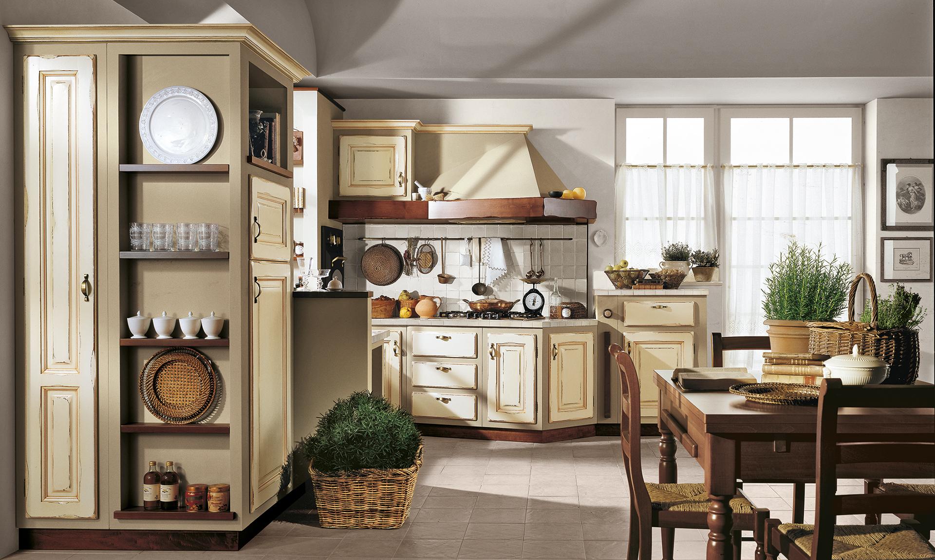 Onelia - Borgo Antico Kitchens - The LUBE Group
