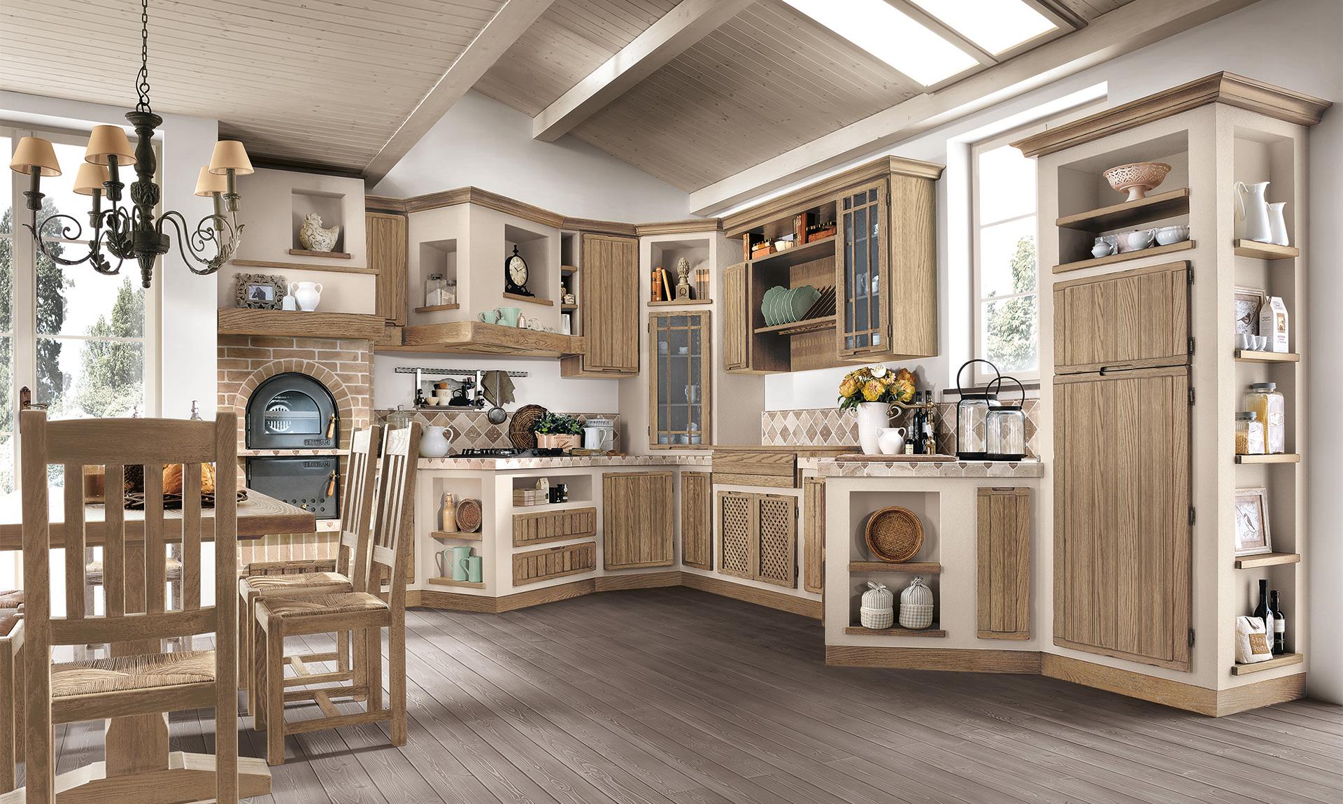 Elena - Borgo Antico Cucine - Gruppo Lube